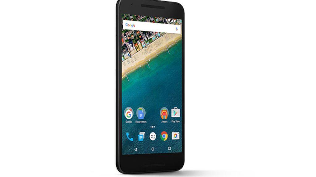 El Nexus 5X se lanzará el 9 de noviembre en España desde 479 euros