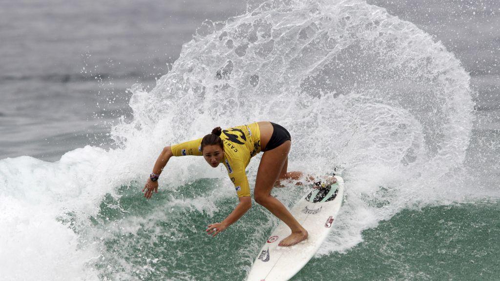 Campeonato de la Asociación de Mujeres Surfistas Profesionales en Río de Janeiro