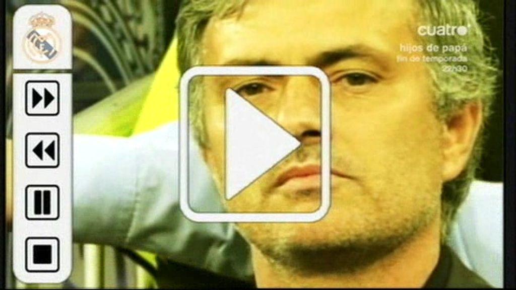 El vídeo de Mourinho para Pep