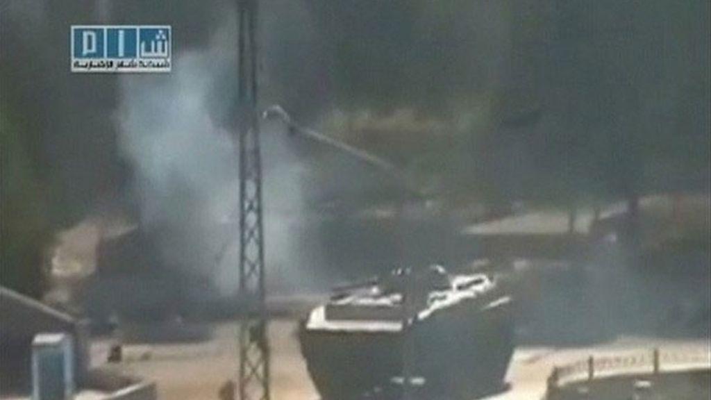 Al menos 45 muertos tras el asalto de fuerzas sirias en la ciudad de Hama