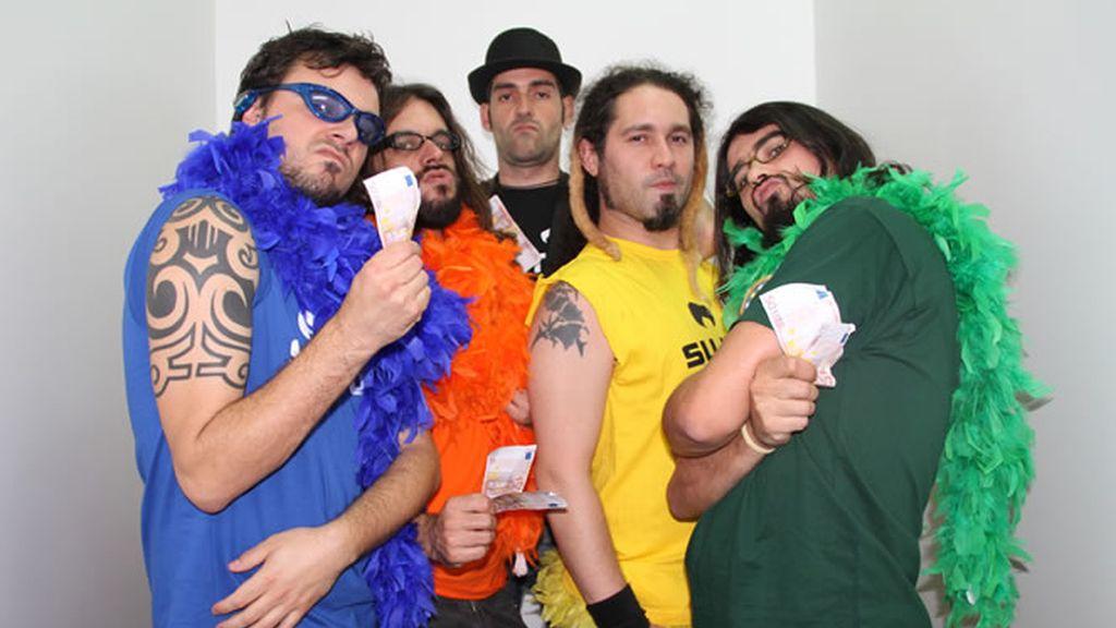 Los RockFest,  chicos malos con dinero