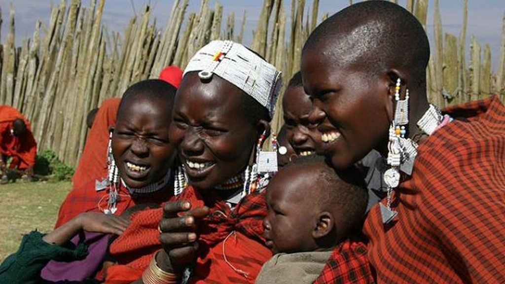 África y su gente te conquistarán