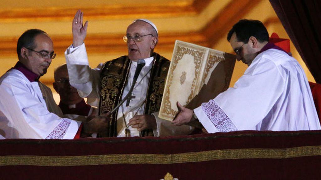 Jorge Mario Bergoglio, el Papa Francisco I