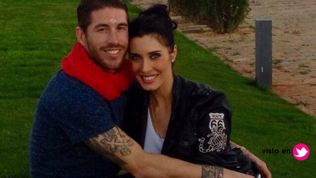 Pilar Rubio y Sergio Ramos, primerizos y felices