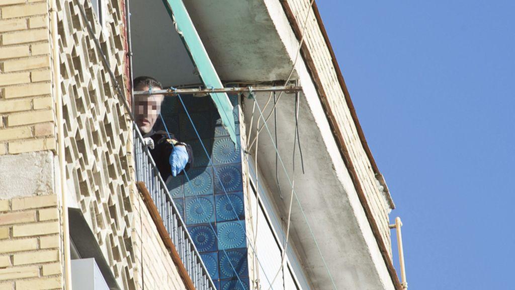 Muere un bebé de un año al caer desde un balcón en Granada