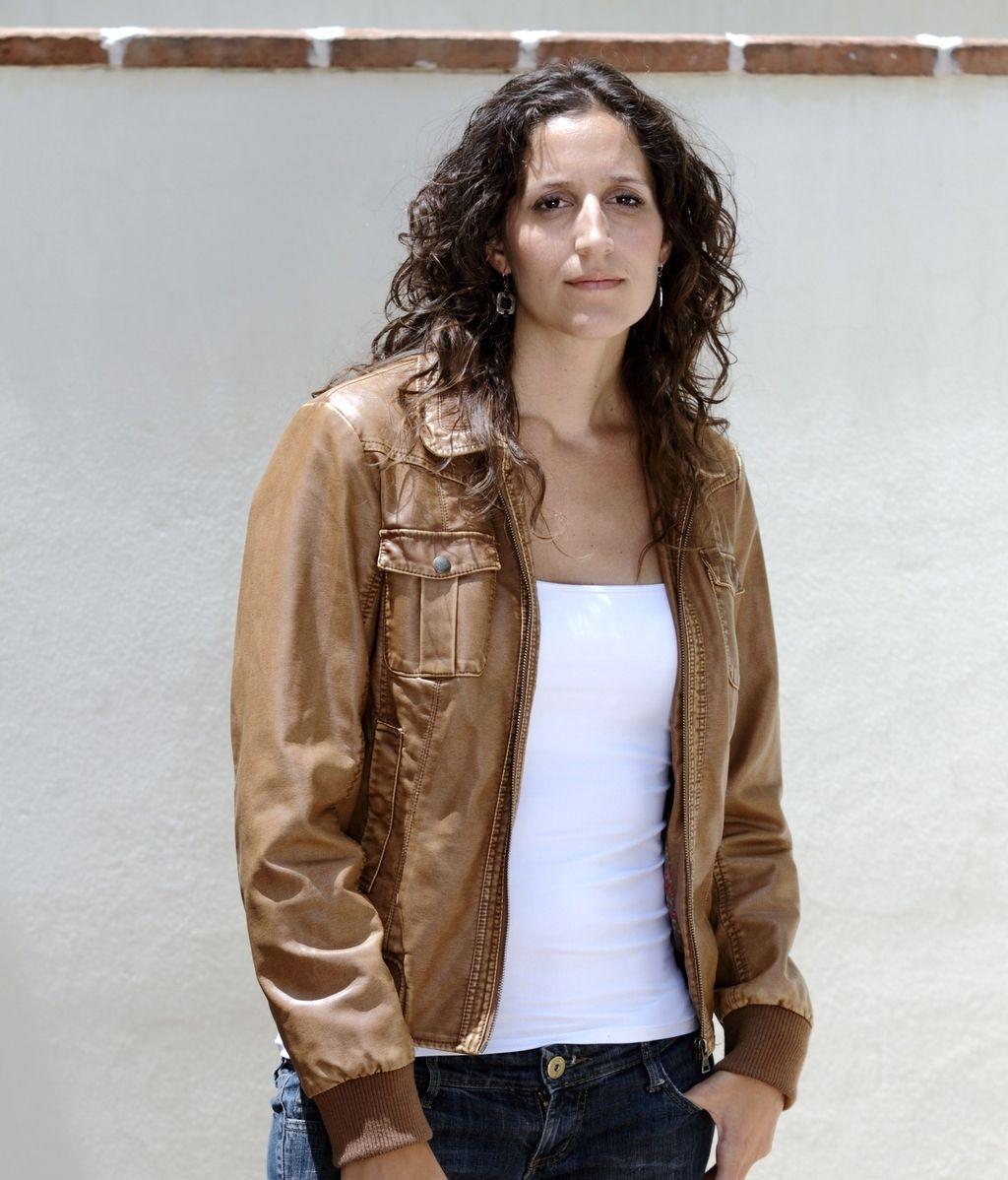 Sara Puertas, reportera de Callejeros