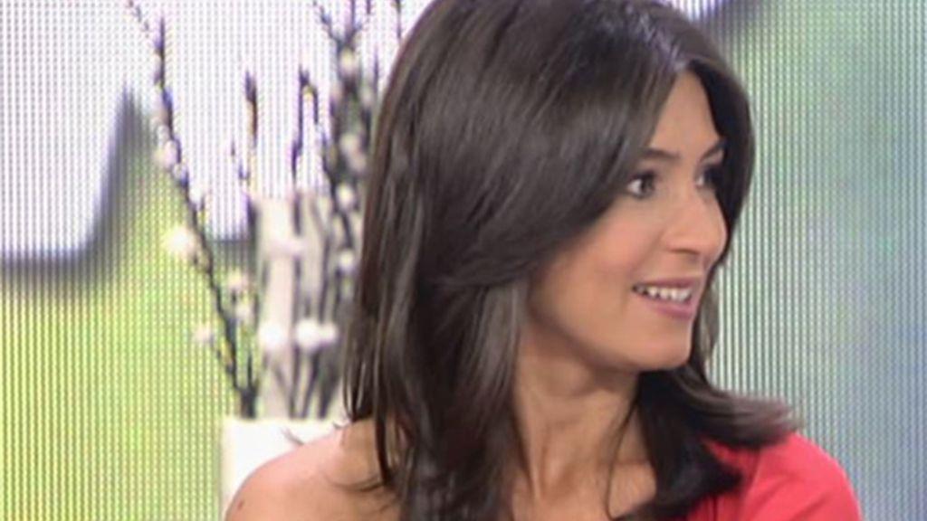 El debut de Marta Fernández
