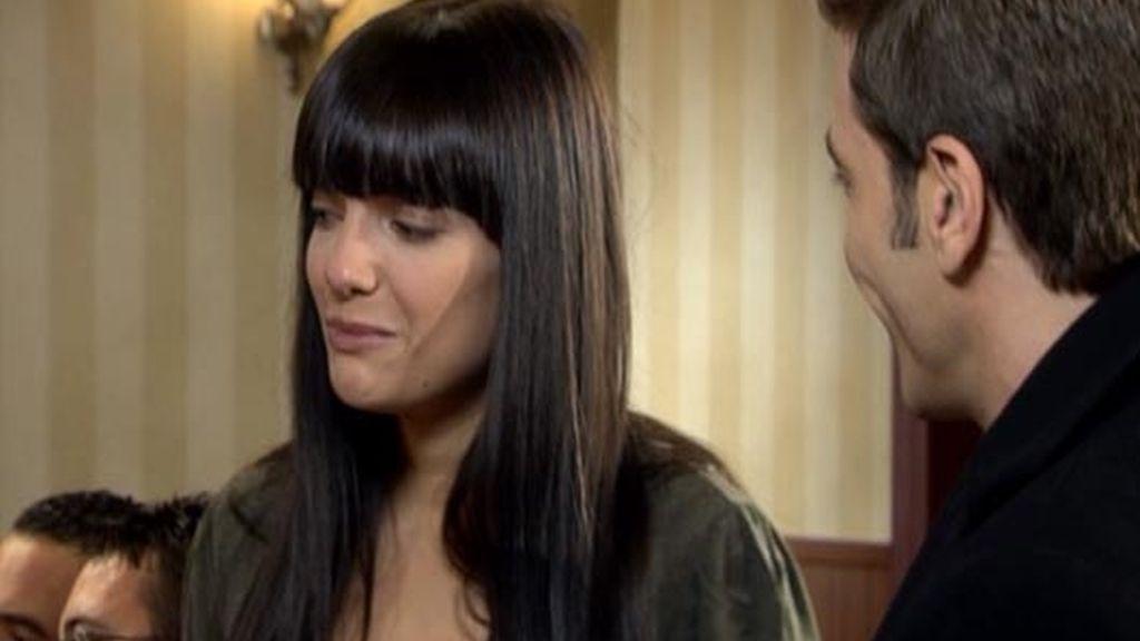 Rafa se replantea vivir con Rebeca
