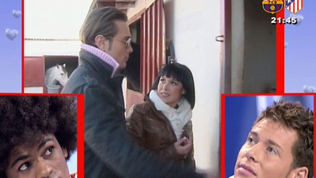 Soraya y Ricardo (14-01-09)