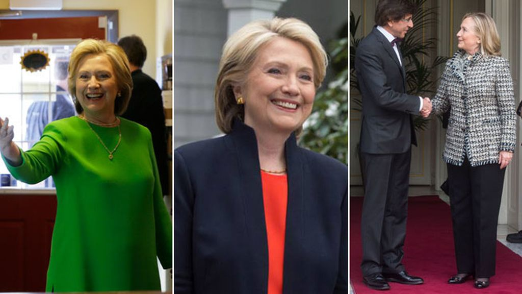 Hillary Clinton, bien asesorada