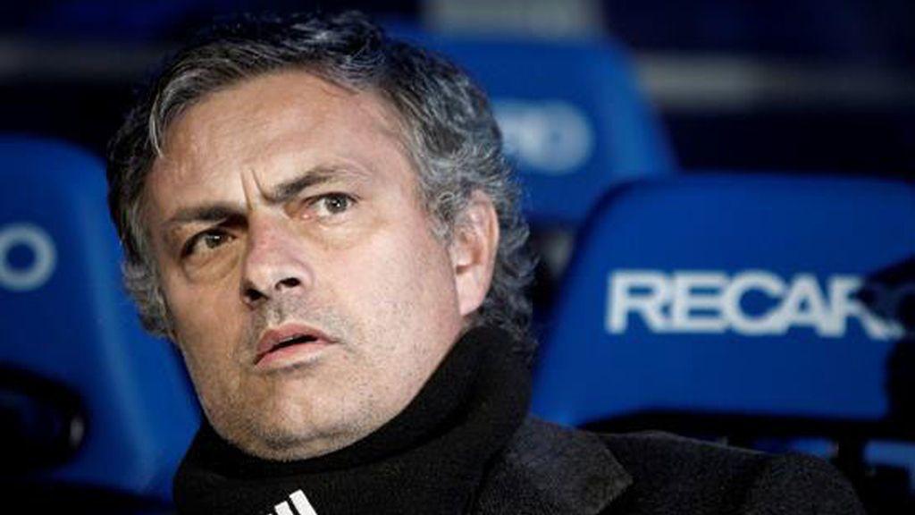 Mourinho, un hombre que no deja indiferente a nadie. Foto: EFE/Archivo