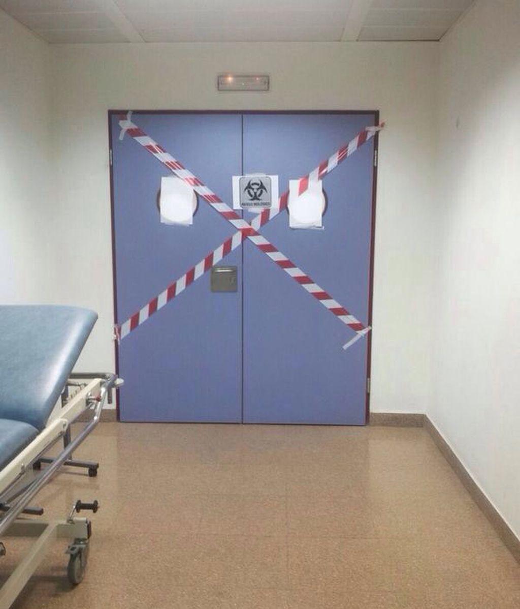 Una enfermera que trató a García Viejo y Pajares en Madrid, positivo por ébola