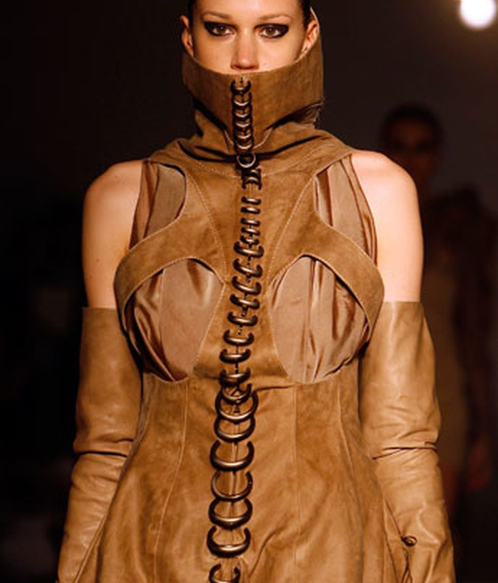 La anti-moda en Londres