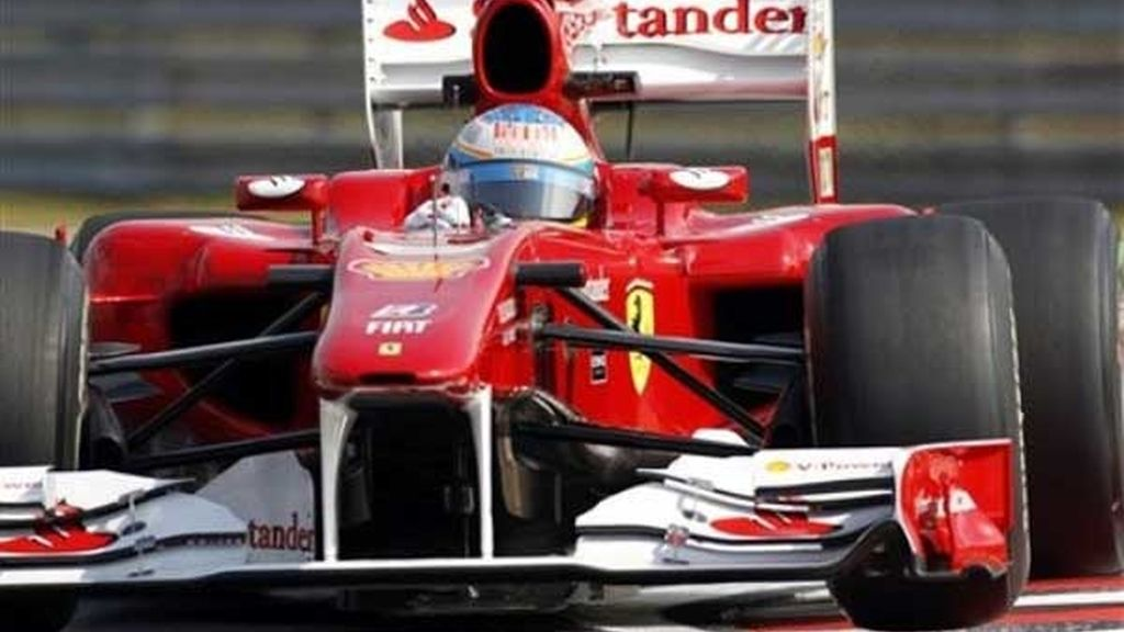 Alonso, a repetir victoria