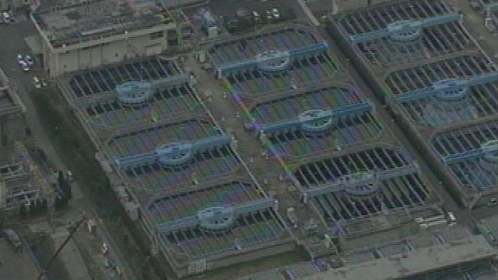 La radiación contamina el agua de Tokio
