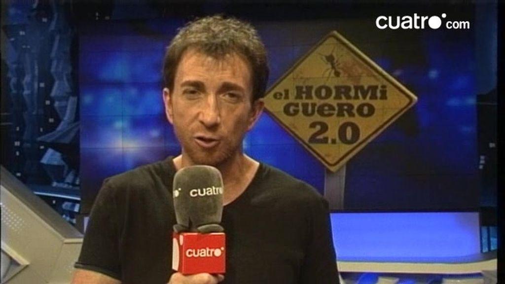 EXCLUSIVA: Pablo Motos nos cuenta los secretos de El hormiguero 2.0