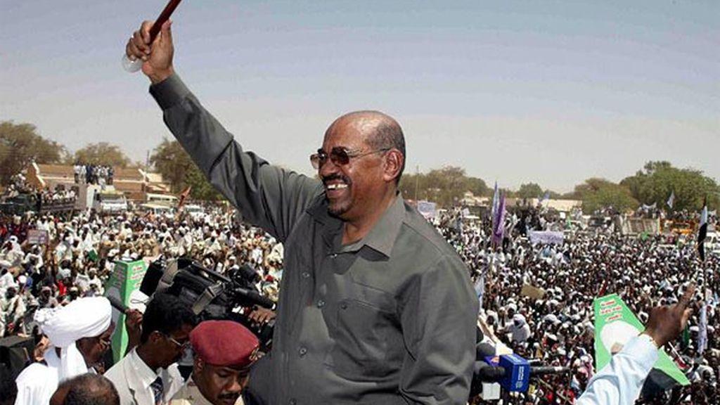 Omar Hassan al-Bashir, líder del régimen totalitario sudanés