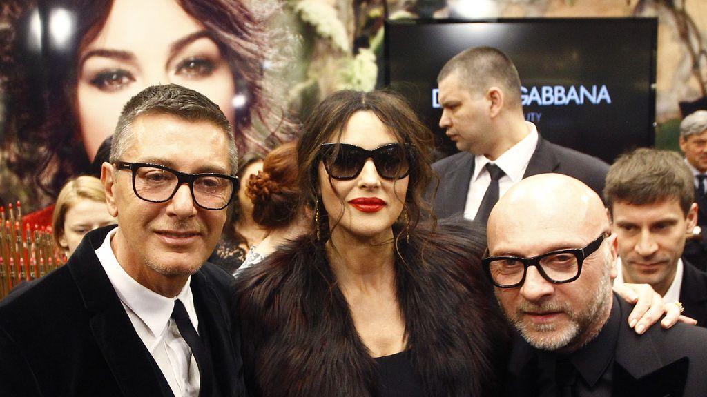 Domenico Dolce y Stefano Gabbana