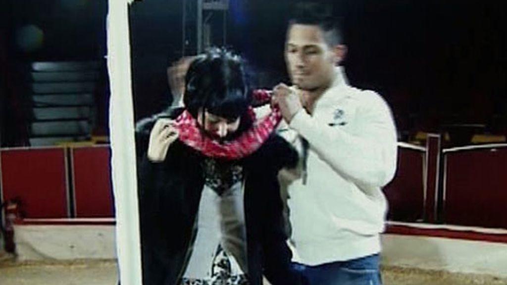 Soraya y José Luis (16-01-09)
