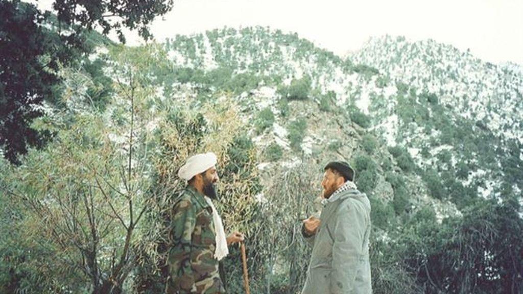 Las fotos nunca vistas del líder de Al Qaeda