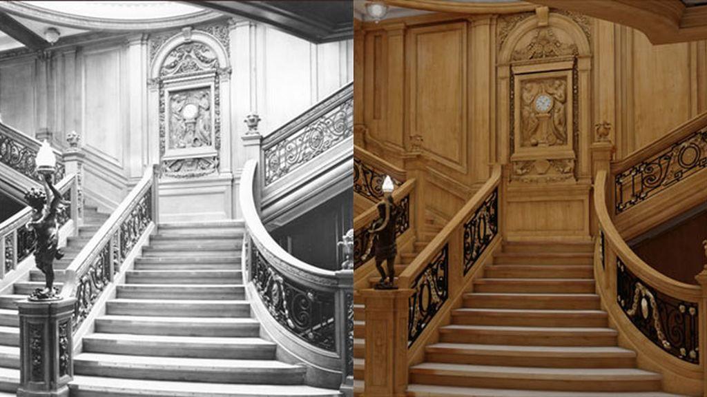 La (famosa) Gran Escalinata