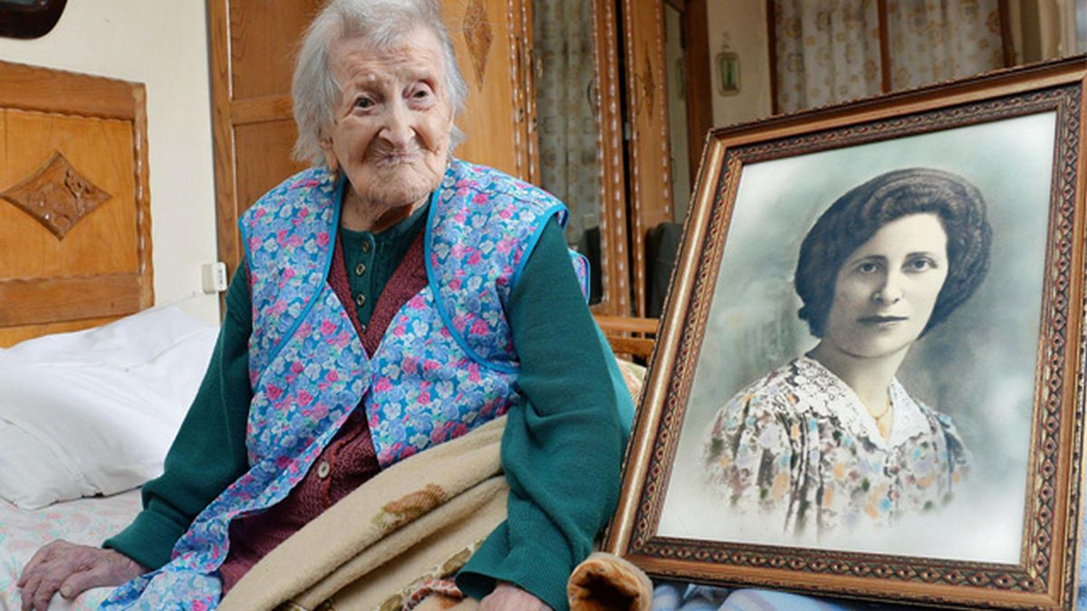 Emma Morano, la persona más longeva del mundo