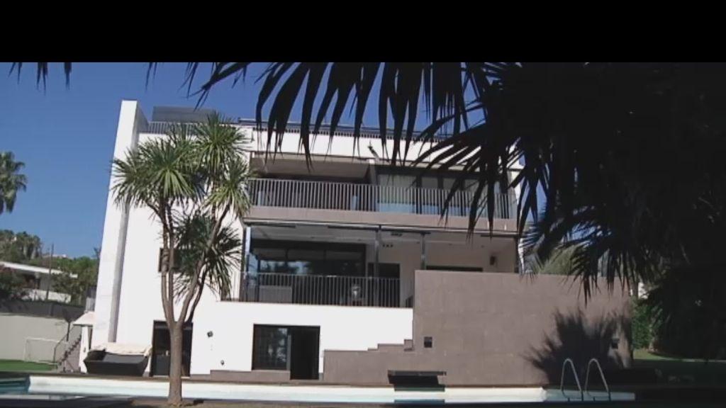 ¿La casa de Cesc Fábregas?
