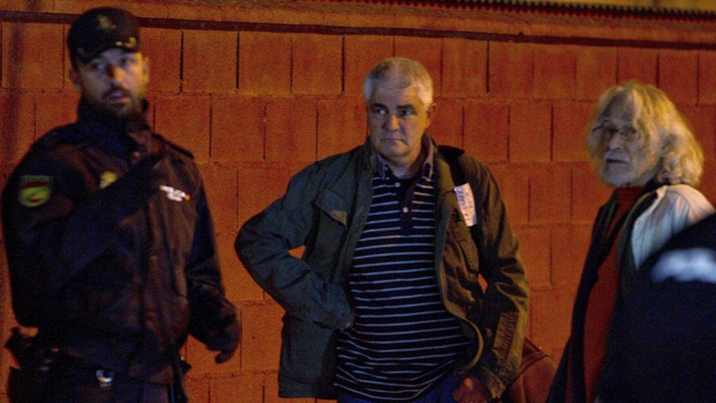 José Luis López Ruiz, 'Kubati', a su salida de la cárcel gaditana del Puerto de Santa María