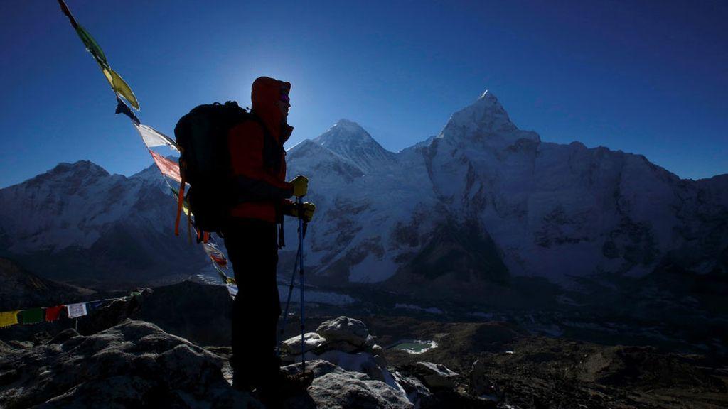 Las privilegiadas vistas a la montaña más alta del mundo (20/05/2016)