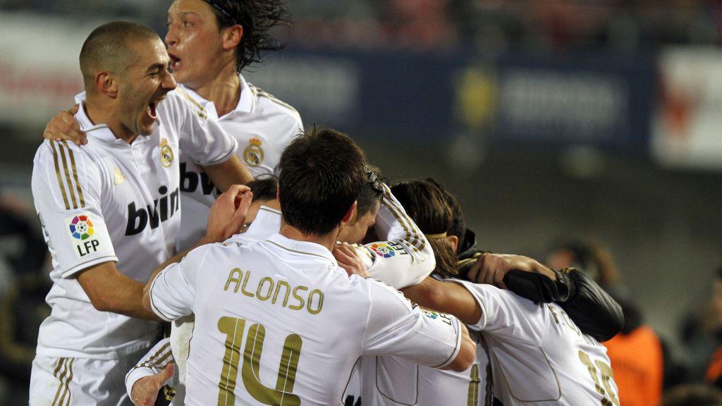 Real Madrid, campeón de invierno