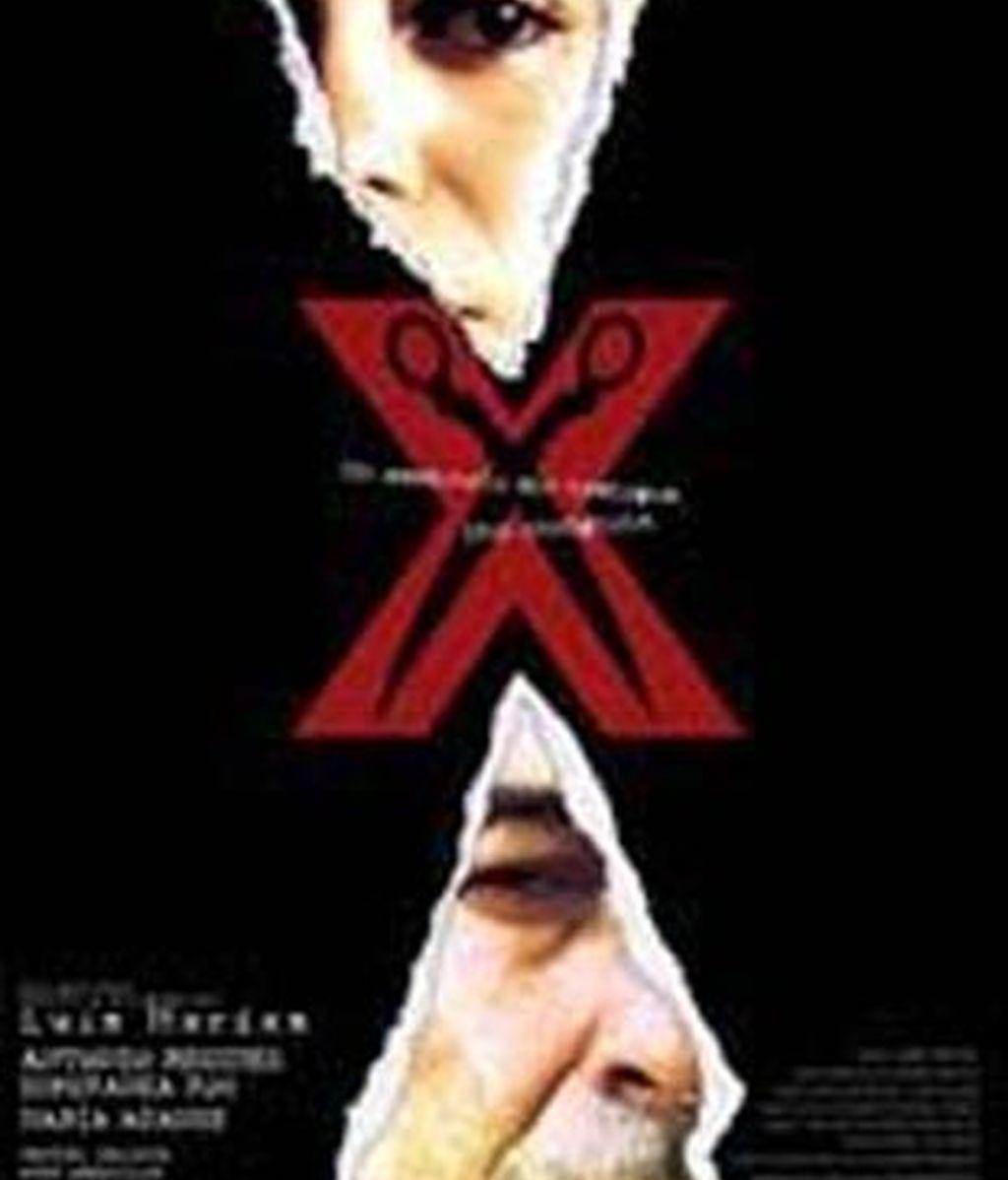 Cartel de 'X'