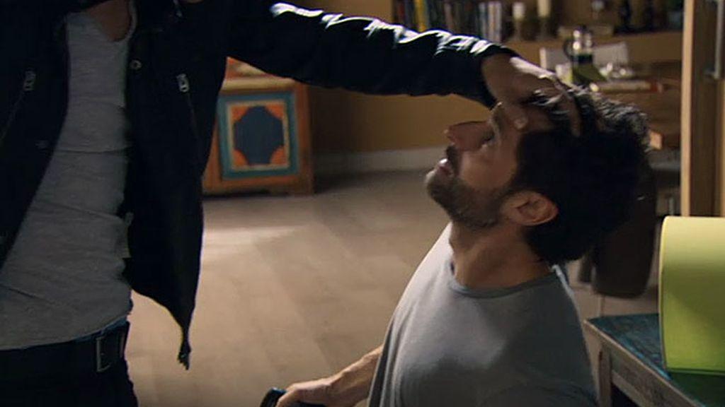Damián derrota a Alexia