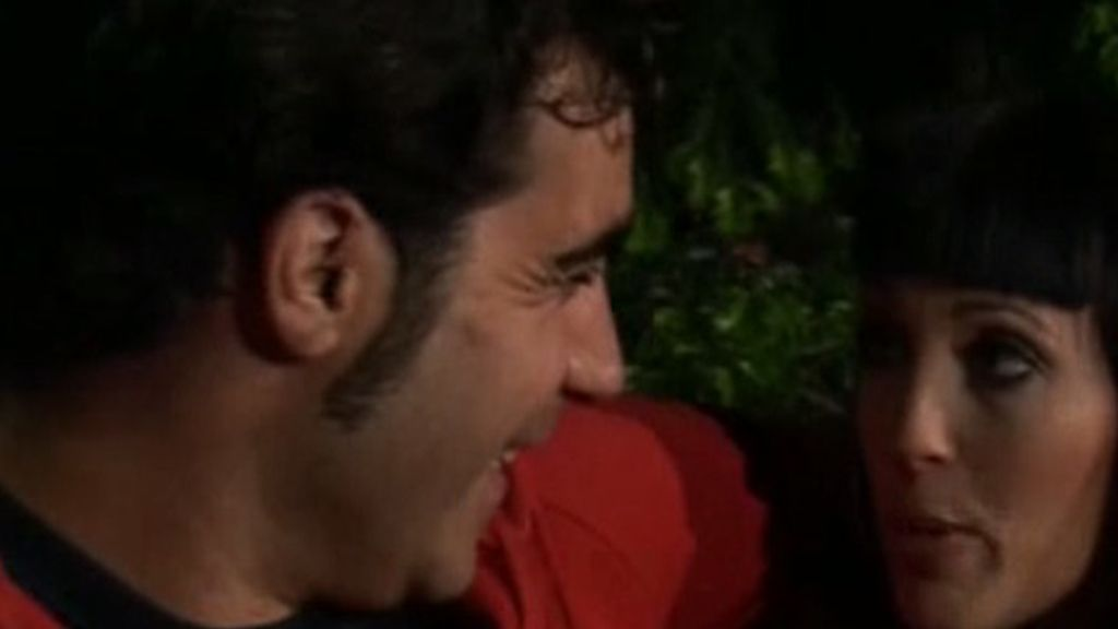 Cita de Luís con Verónica y Ana