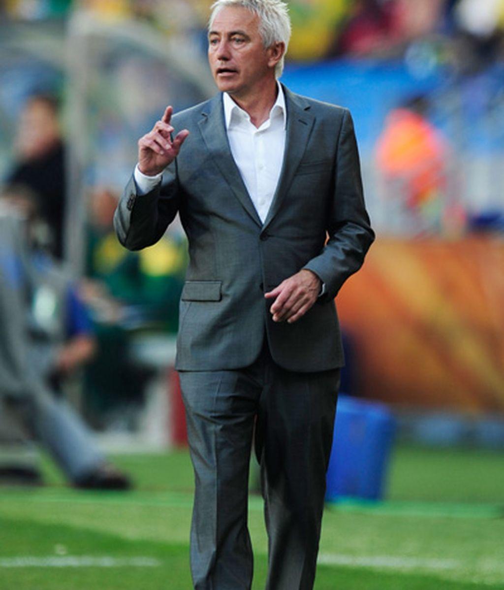 Bert Van Marwijk. FOTO: Getty.