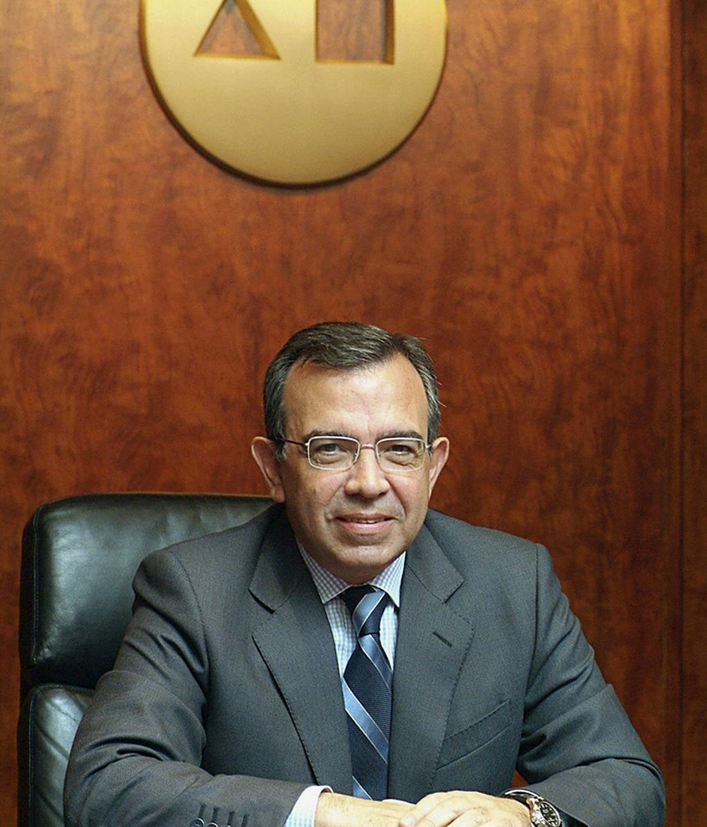 Roberto López Abad,ex director general de Caja Mediterráneo (CAM)