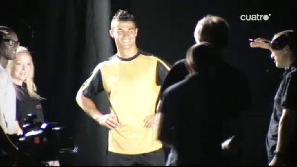 Cristiano Ronaldo, trabajo para la superación