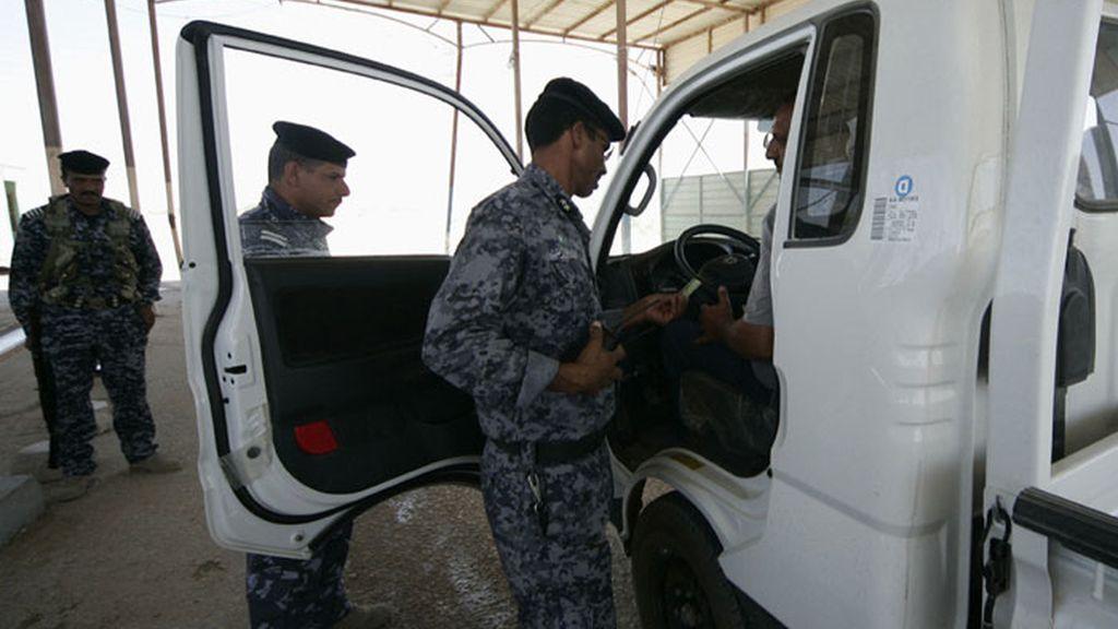 El Ejército iraquí recupera dos pasos fronterizos en manos del ISIS