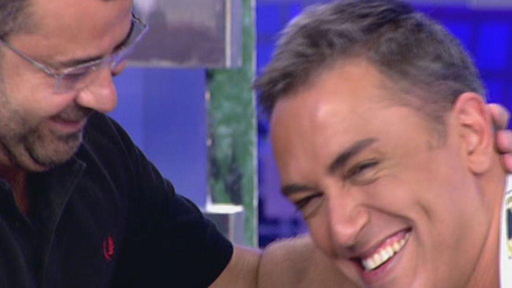 Jorge Javier y Kiko H. se reconcilian