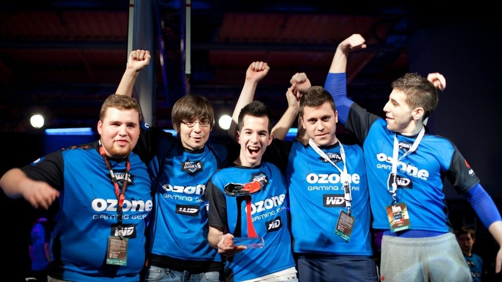 Final Cup 2, H2O, LVP, eSports, Call of Duty, Giants
