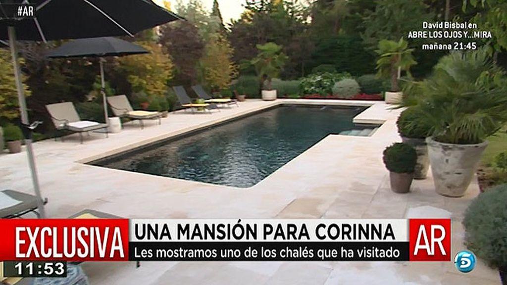 La zona en la que Corinna busca mansión está a unos 10 kilómetros de Zarzuela