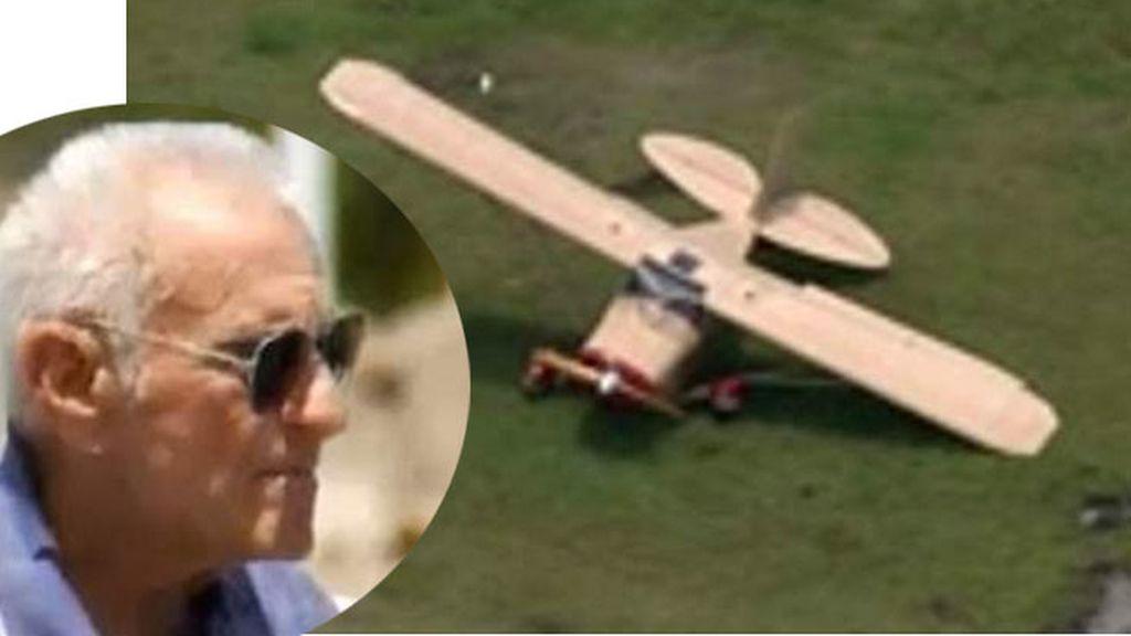 Un piloto de 92 años realiza un exitoso aterrizaje de emergencia