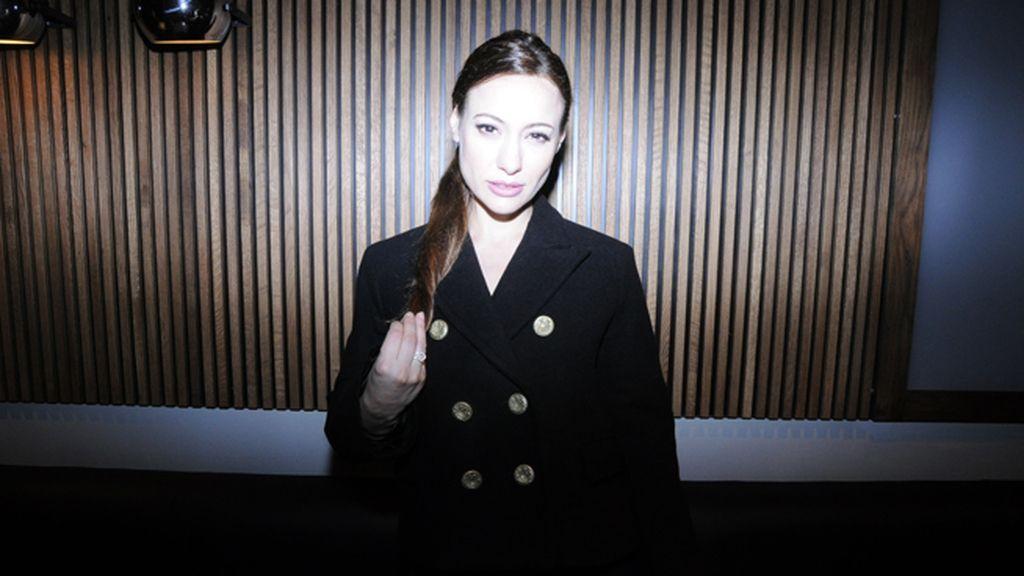 La actriz Natalia Verbeke, una de las invitadas al aniversario de Diurno