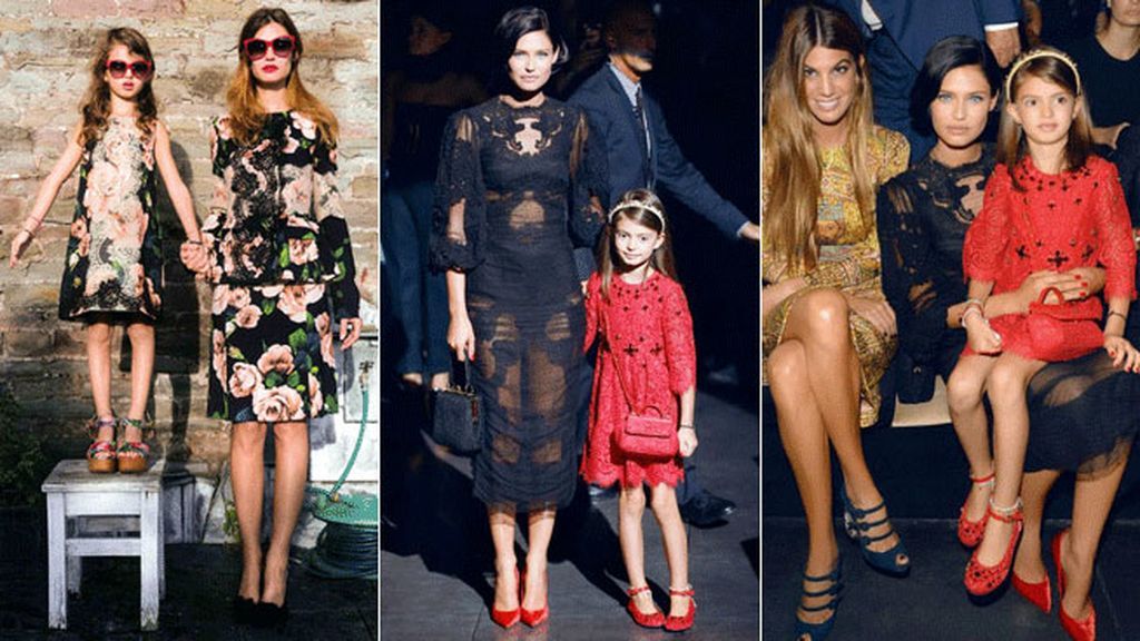 Matilde Balti de Dolce & Gabbana