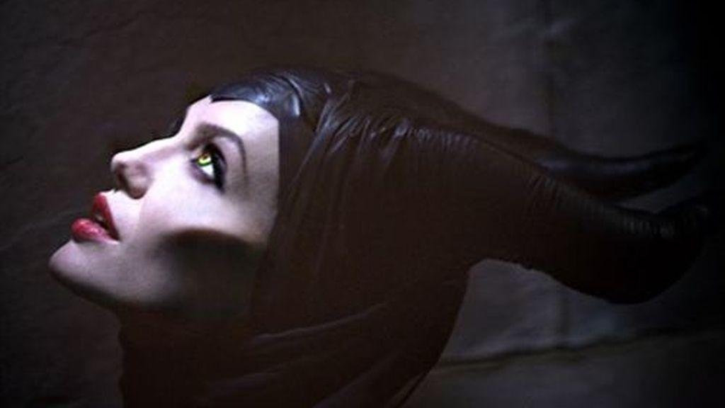 Angelina Jolie ya es 'Maléfica'