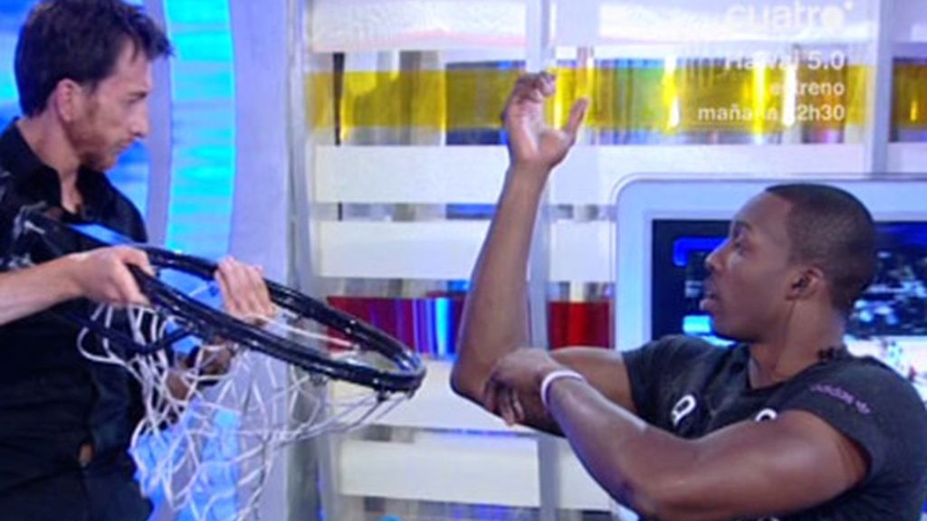 'Superman Howard', profe de mates en El Hormiguero