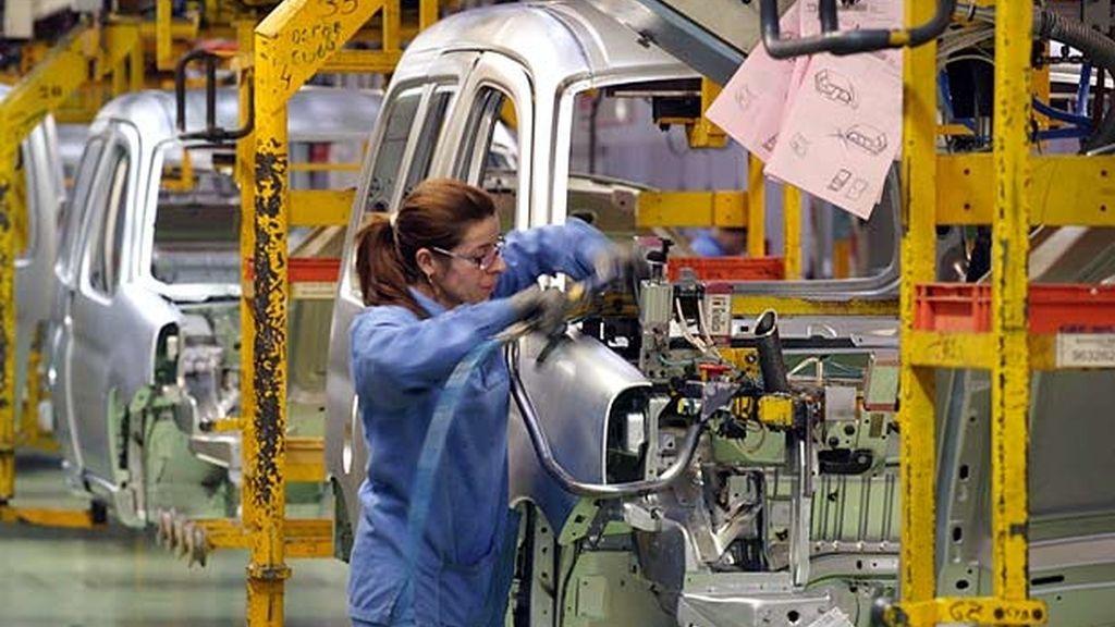 Las previsiones de crecimiento económico de Goldman Sachs para la eurozona devuelven a la economía española a la recesión en 2012.