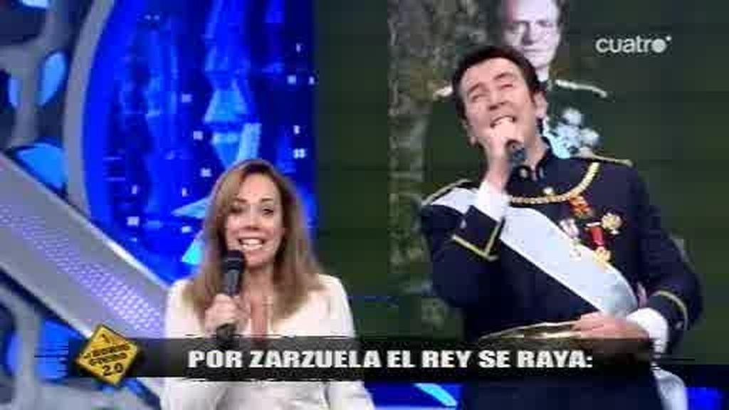 El rap de los Príncipes de Asturias