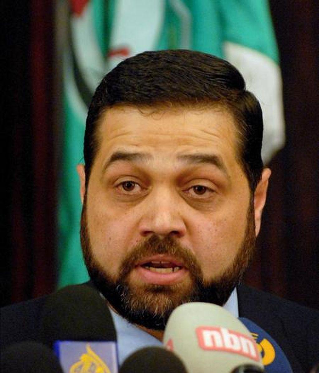 El representante de Hamás en el Líbano, Osama Hamdán. EFE/Archivo