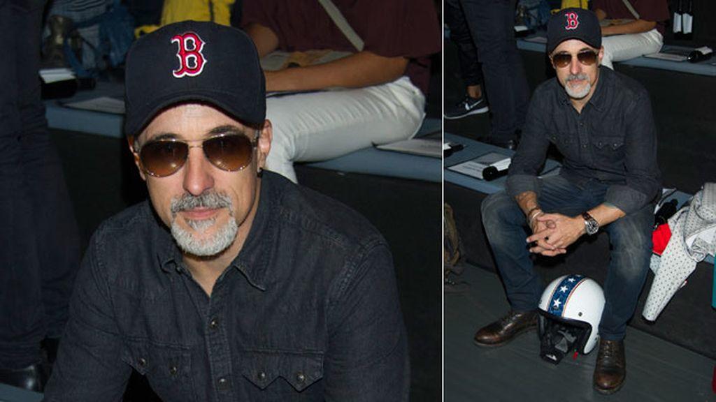 Sergi Arola irreconocible con gorra y gafas de sol