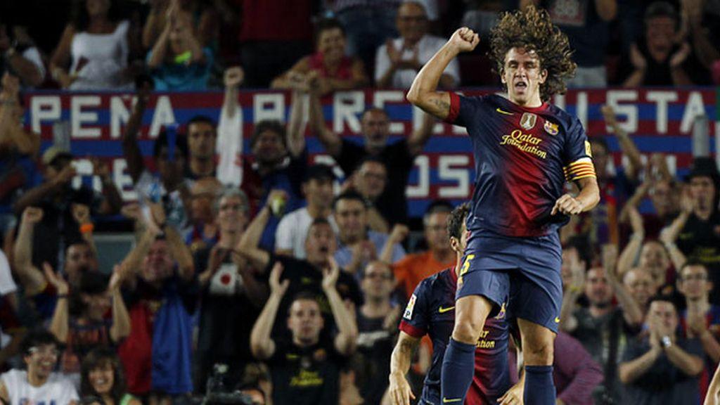 Puyol, una vida en el Barça